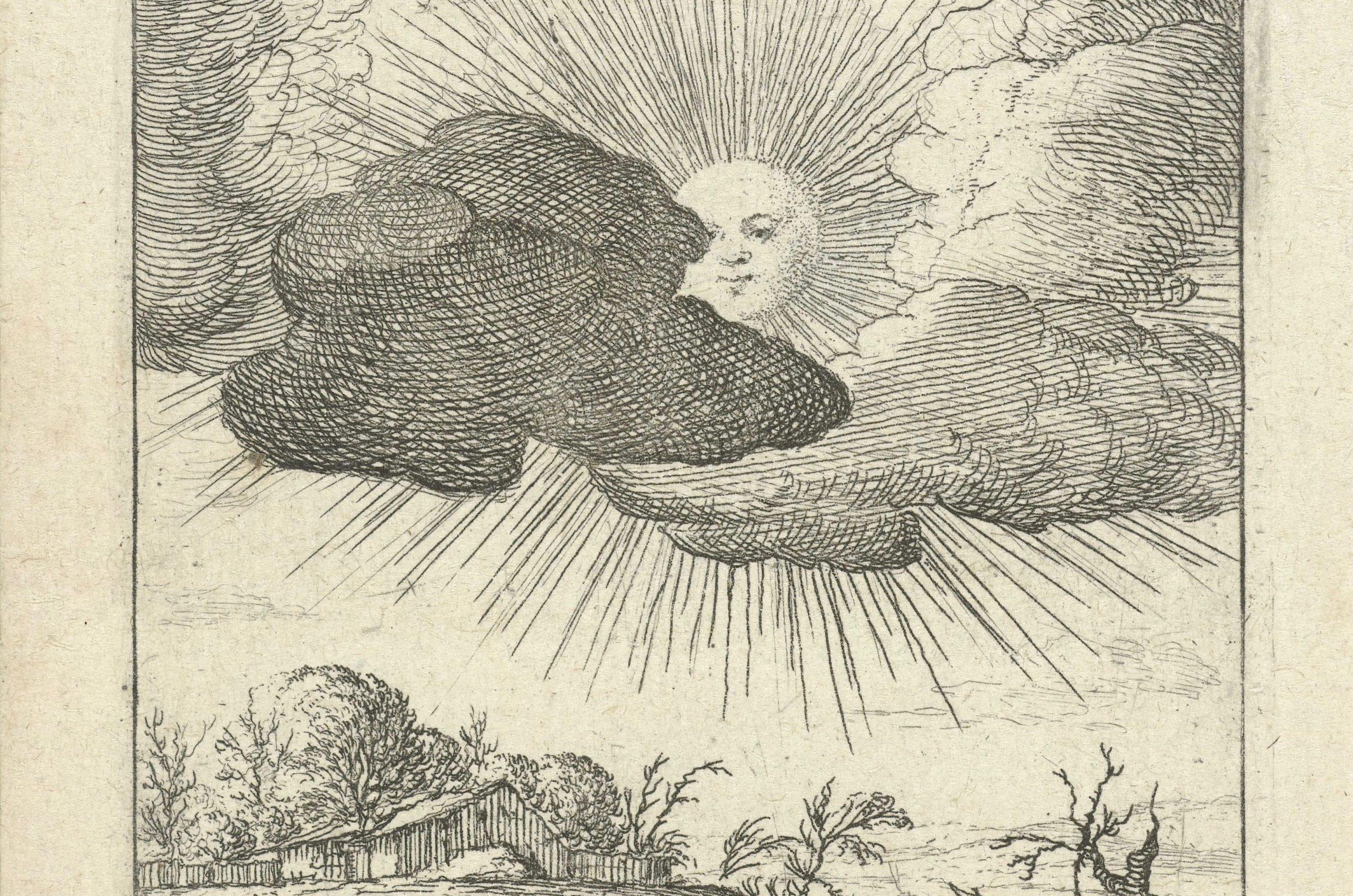 Werken Met Liefdesenergie: Daar In De Wolken